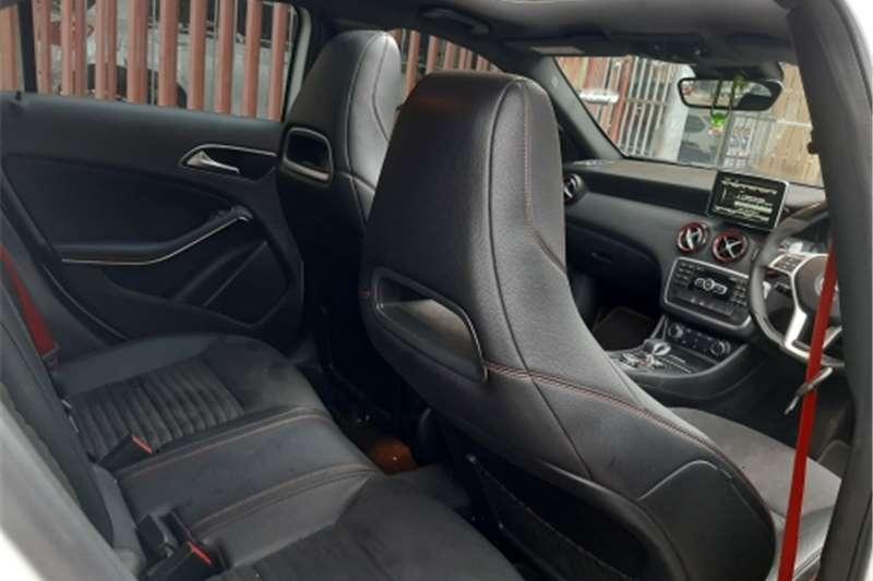 Mercedes Benz A-Class Hatch 2014