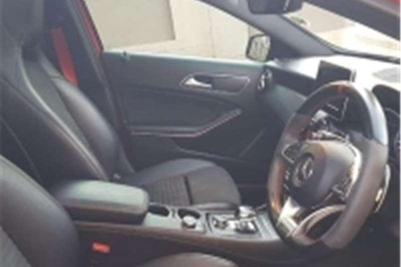 Used 2016 Mercedes Benz A-Class Hatch