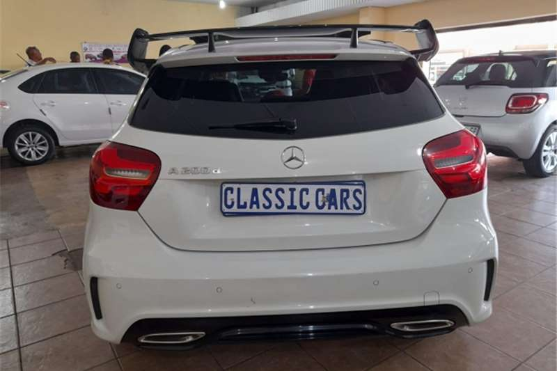Used 2018 Mercedes Benz A-Class Hatch