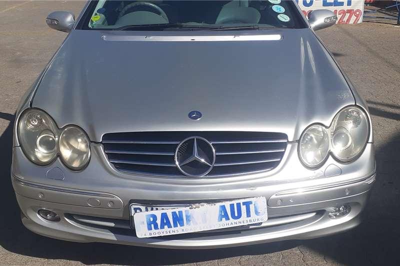 2003 Mercedes Benz A-Class hatch A 200 A/T