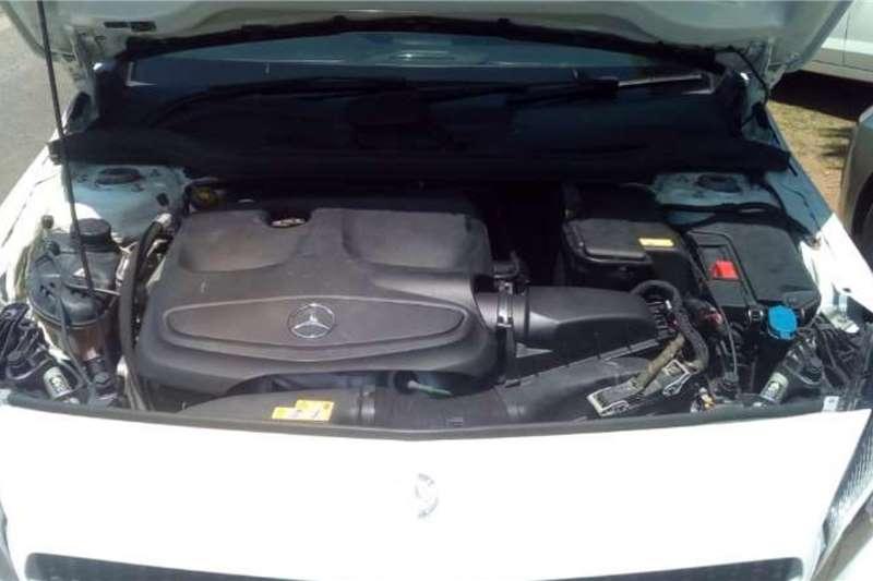 2016 Mercedes Benz A-Class hatch A 200 A/T