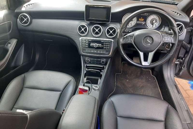 Used 2016 Mercedes Benz A-Class Hatch A 200 A/T