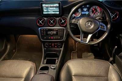 Used 2017 Mercedes Benz A-Class Hatch A 200 A/T