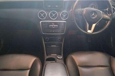 Mercedes Benz A-Class Hatch A 200d A/T 2015