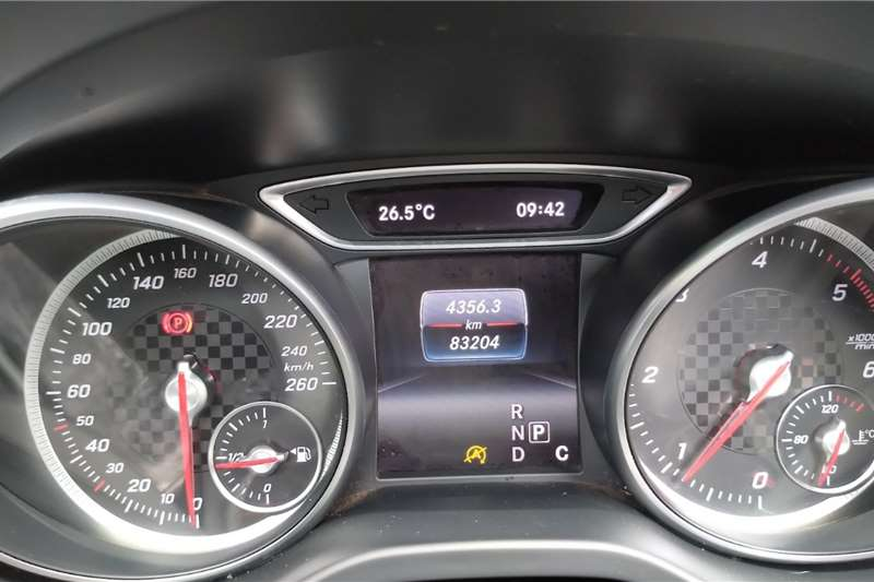 Mercedes Benz A-Class Hatch A 200d A/T 2017