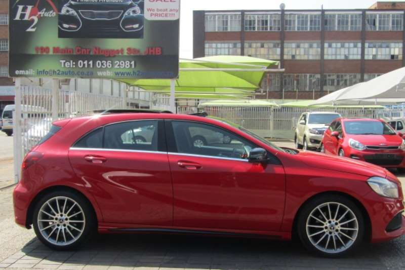 Mercedes Benz A-Class Hatch A 200d A/T 2018
