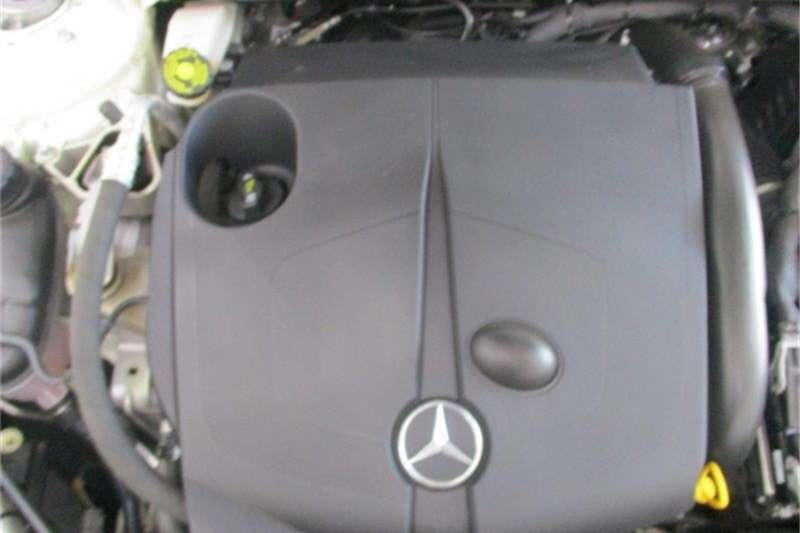 Mercedes Benz A-Class hatch A 200d A/T 2018