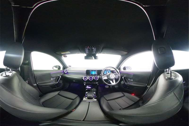 Used 2020 Mercedes Benz A-Class Hatch A 200d A/T