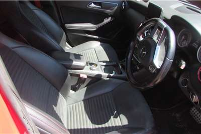 Used 2013 Mercedes Benz A-Class Hatch A 250 AMG A/T