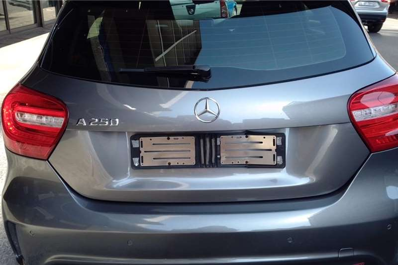Mercedes Benz A-Class Hatch A 250 AMG A/T 2015