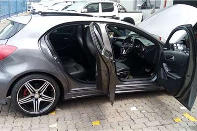 Used 2015 Mercedes Benz A-Class Hatch A 250 AMG A/T