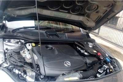 2015 Mercedes Benz A-Class hatch A 250 AMG A/T
