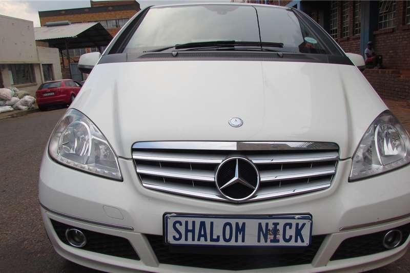 Mercedes Benz A-Class Hatch A180 2010