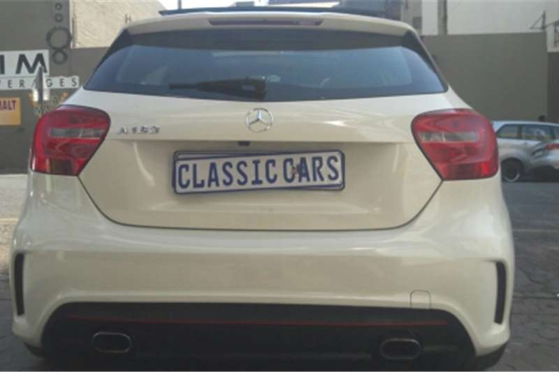2014 Mercedes Benz A-Class hatch