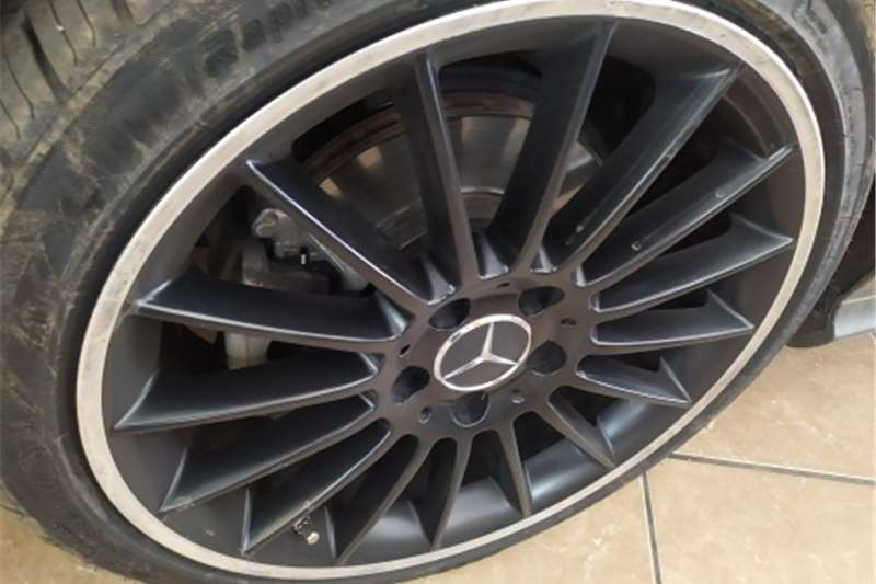 Used 2015 Mercedes Benz A-Class Hatch