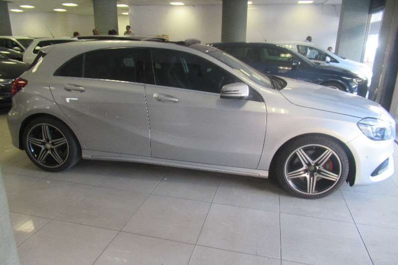 2016 Mercedes Benz A-Class hatch