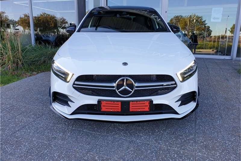 Mercedes Benz A-Class Hatch AMG A35 4MATIC 2020