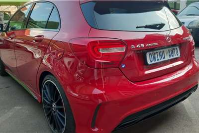 Used 2015 Mercedes Benz A-Class Hatch AMG A45 S 4MATIC