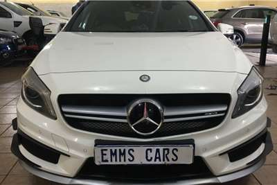 Used 2016 Mercedes Benz A-Class Hatch AMG A45 S 4MATIC