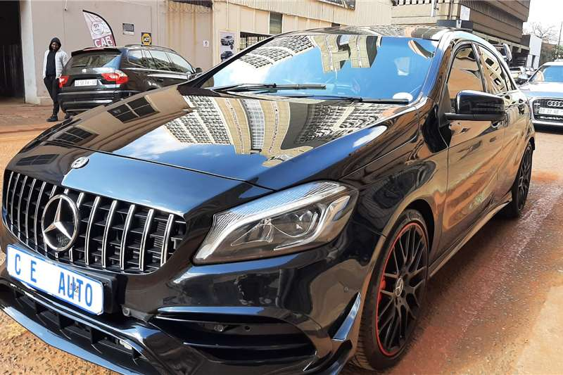 Used 2018 Mercedes Benz A-Class Hatch AMG A45 S 4MATIC