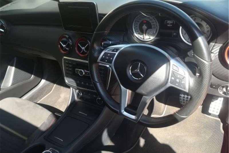 Mercedes Benz A-Class hatch Automatic  2016