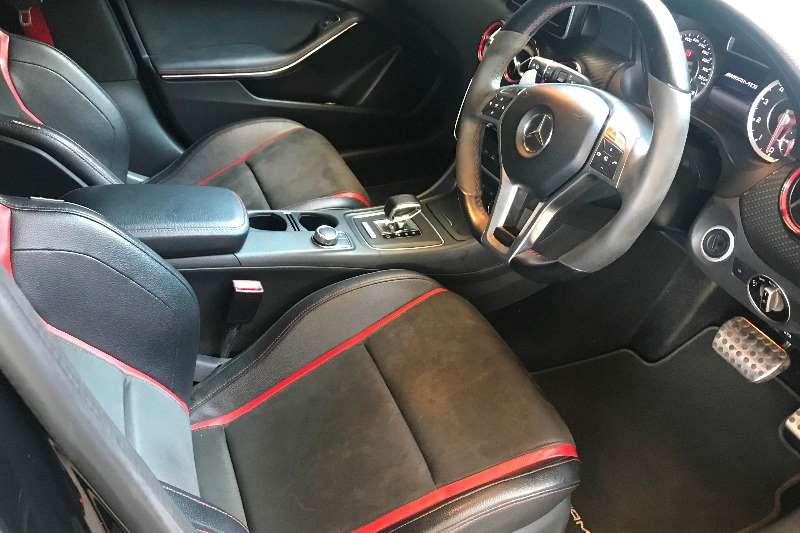 2013 Mercedes Benz A-Class hatch AMG A45 S 4MATIC