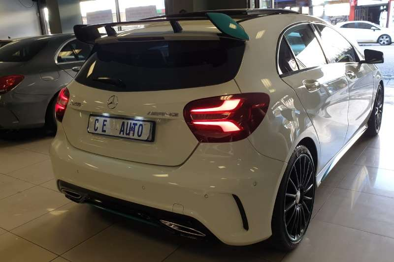 2017 Mercedes Benz A-Class hatch A 250 AMG A/T