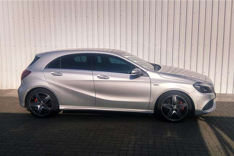 2016 Mercedes Benz A-Class hatch A 250 AMG A/T
