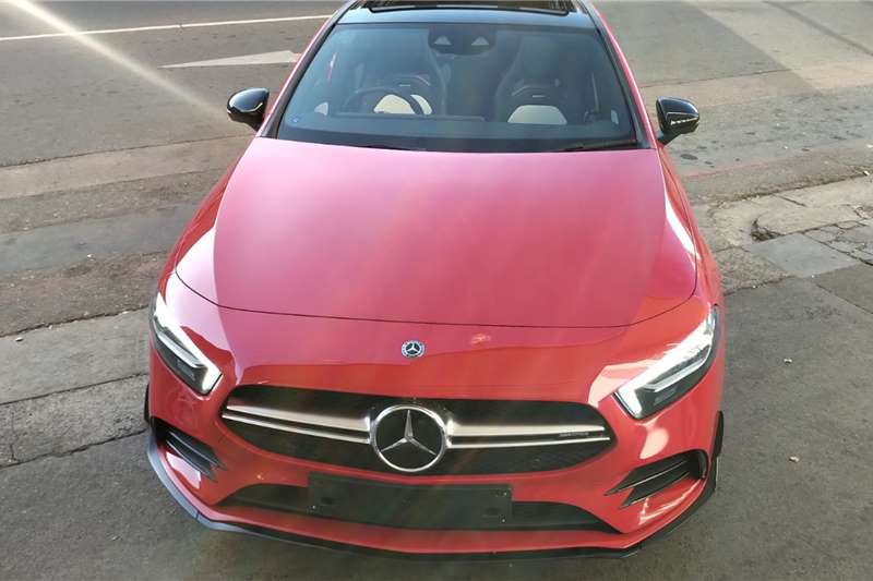 2020 Mercedes Benz A