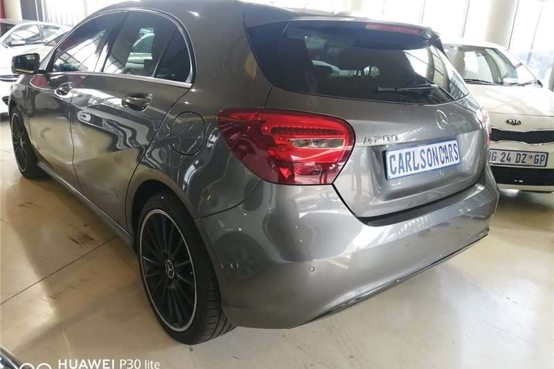 Used 0 Mercedes Benz A-Class Hatch