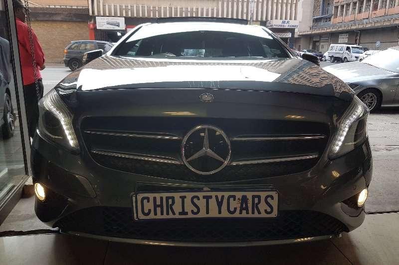 2015 Mercedes Benz A Class A 200 A/T