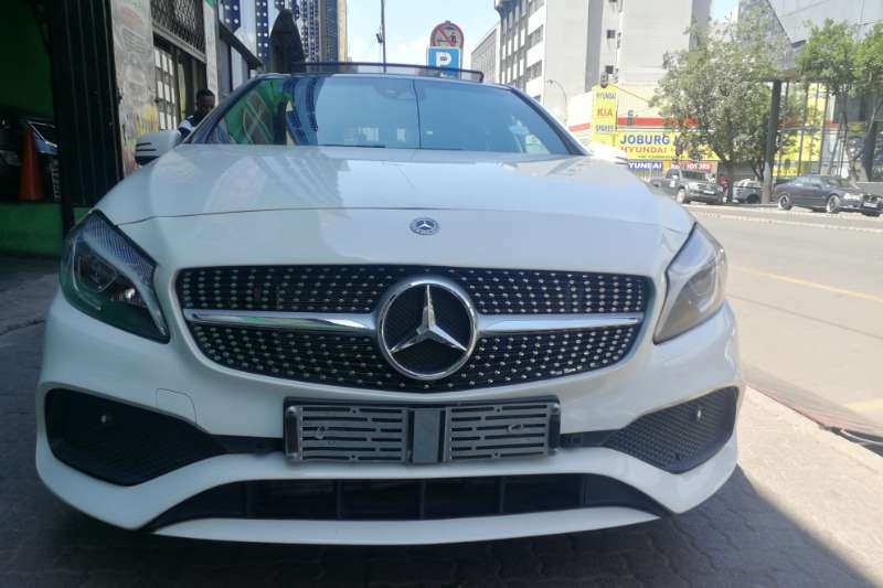 2018 Mercedes Benz A Class A200d AMG Line auto