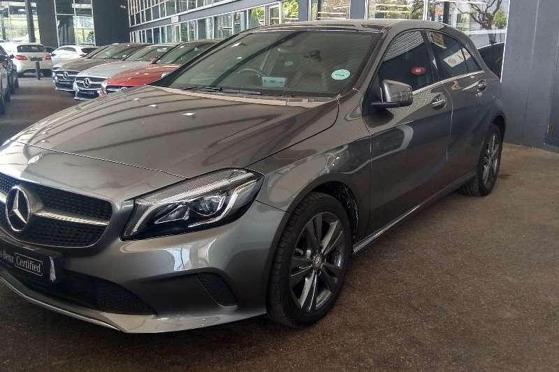2017 Mercedes Benz A Class A220d Style
