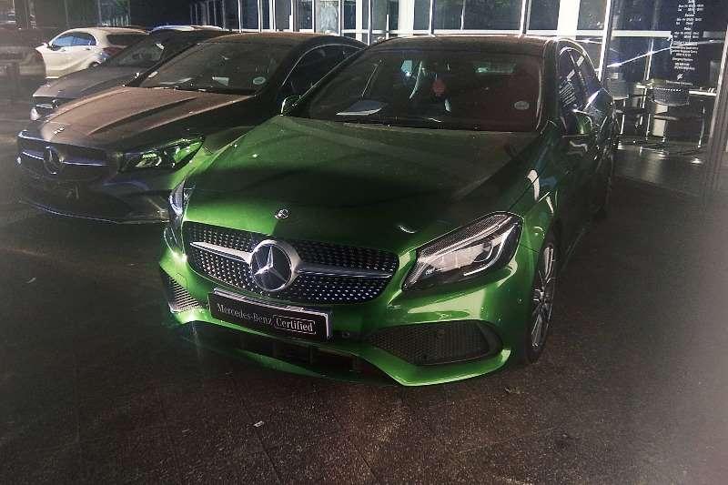 2016 Mercedes Benz A Class A220d AMG Line