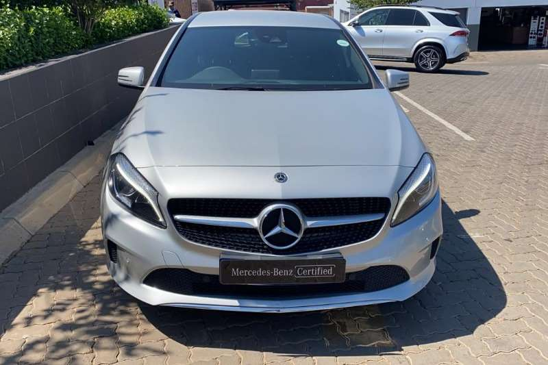 2018 Mercedes Benz A Class A 200 A/T