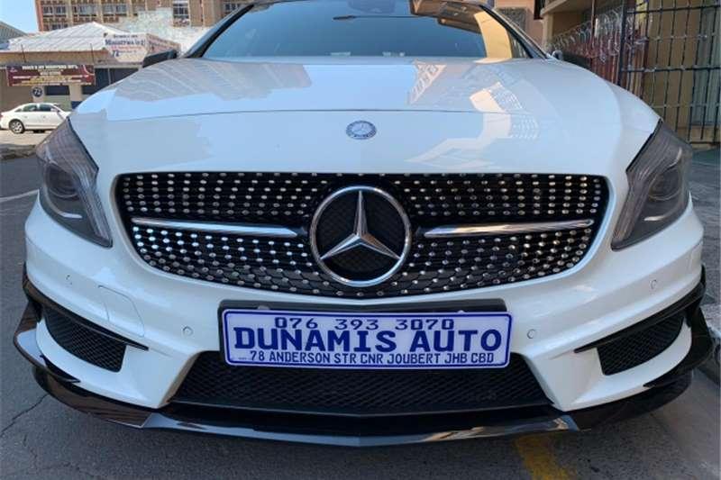 2015 Mercedes Benz A Class A45 AMG 4Matic