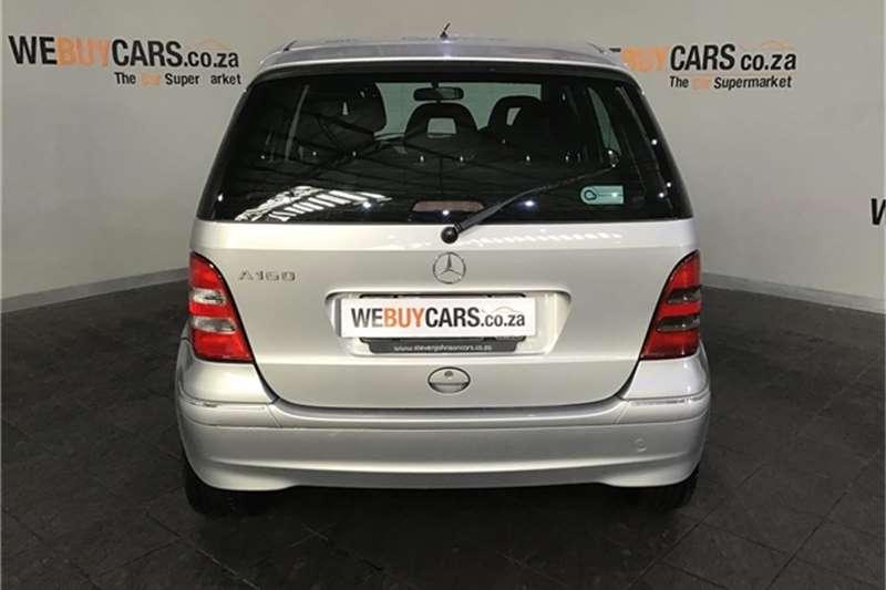 2001 Mercedes Benz A Class