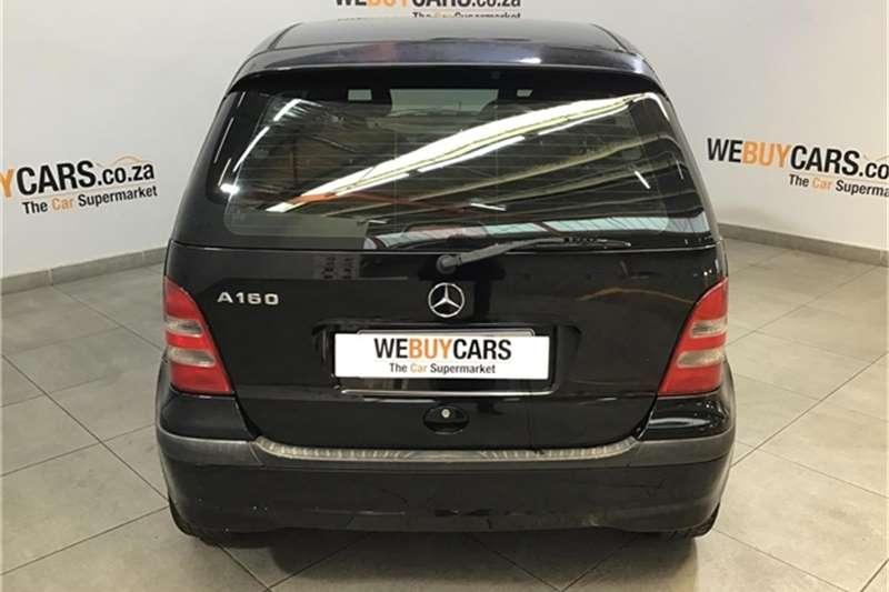 2004 Mercedes Benz A Class