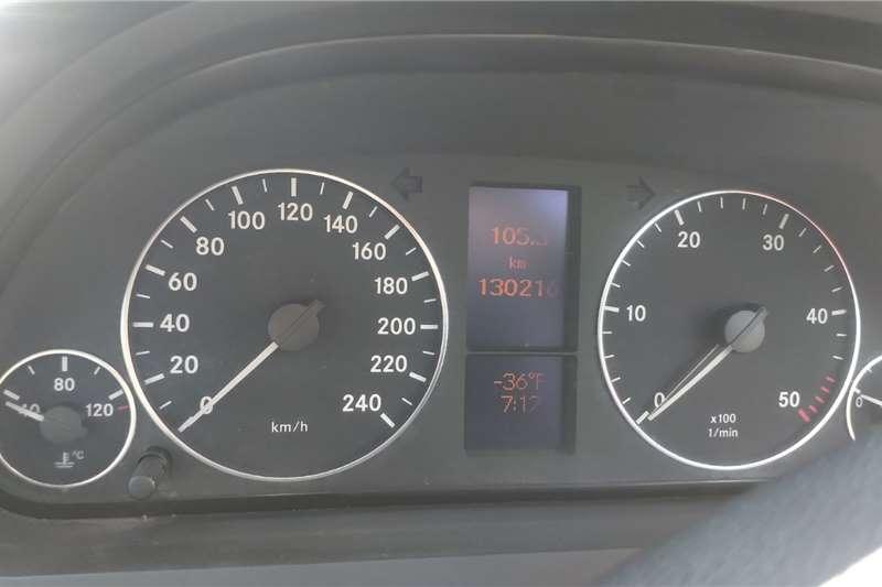 2005 Mercedes Benz A Class A180CDI auto