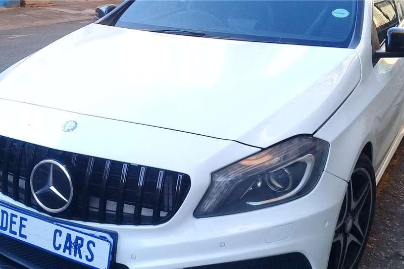 2014 Mercedes Benz A Class
