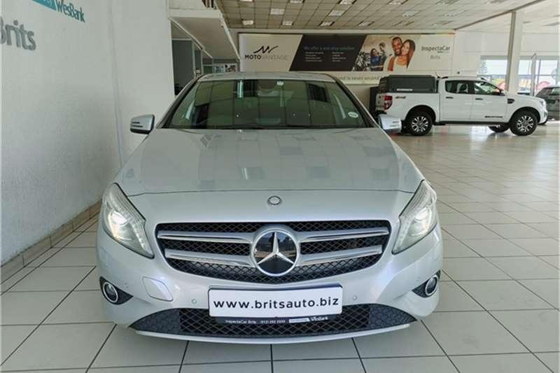 2015 Mercedes Benz A Class