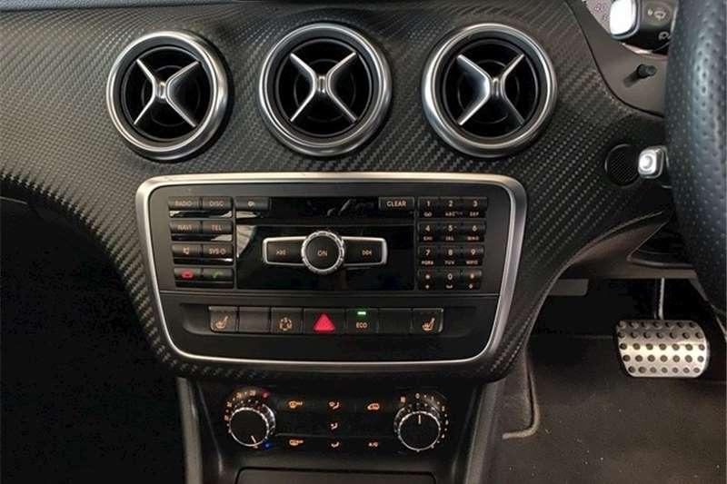 2016 Mercedes Benz A Class