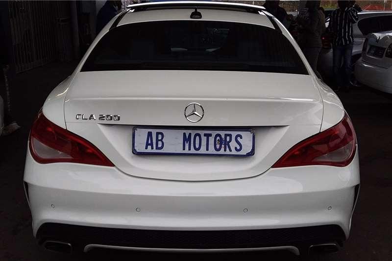 Used 2014 Mercedes Benz A-Class Sedan A200 (4DR)