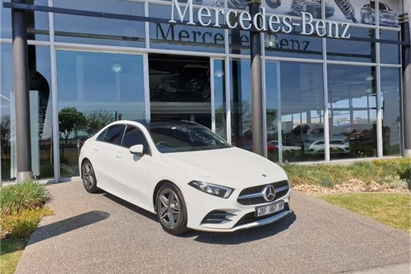 Mercedes Benz A-Class Sedan A200 (4DR) 2019