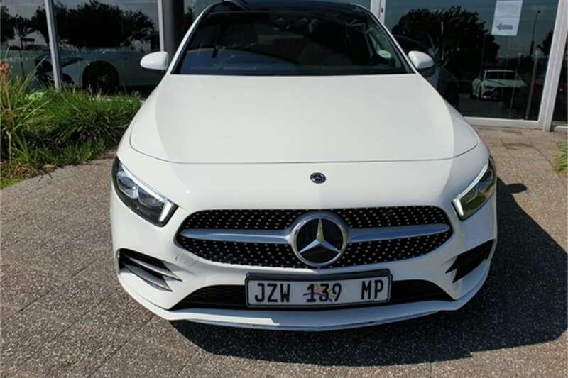 Mercedes Benz A-Class Sedan A200 (4DR) 2020