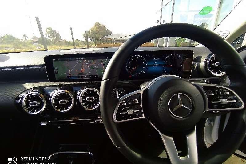 2020 Mercedes Benz A-Class sedan A200 (4DR)