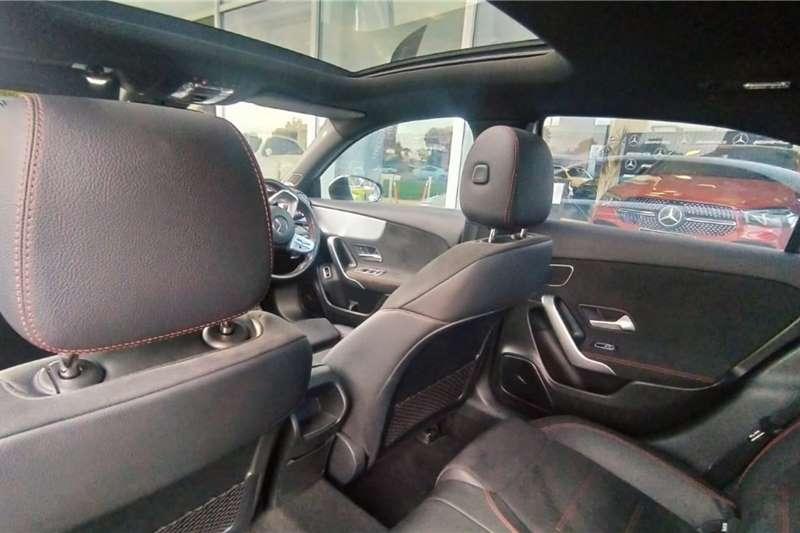 Used 2020 Mercedes Benz A-Class Sedan A200 (4DR)
