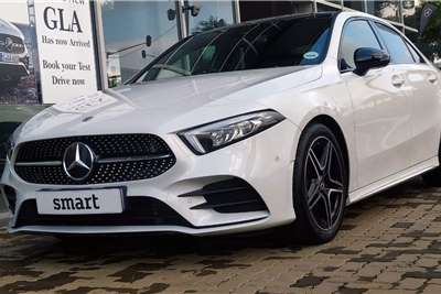 Used 2020 Mercedes Benz A-Class Sedan A200 (4DR)