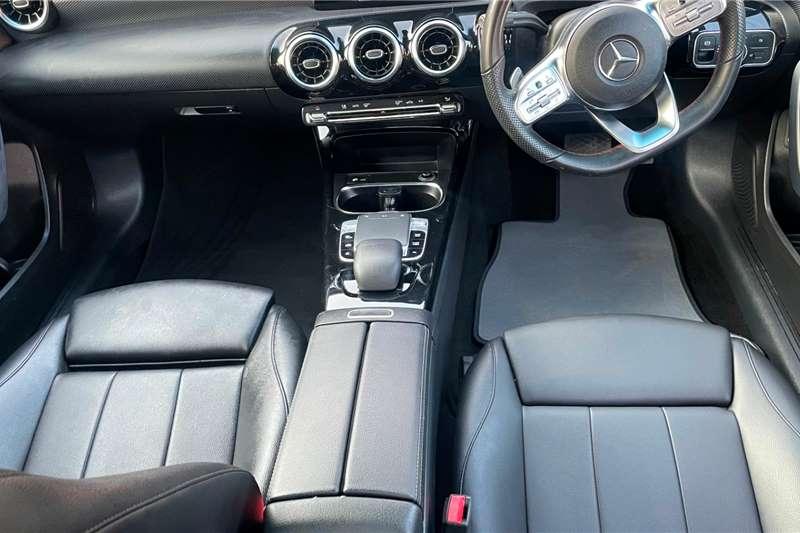 Used 2020 Mercedes Benz A-Class Sedan A200 PROGRESSIVE (4DR)