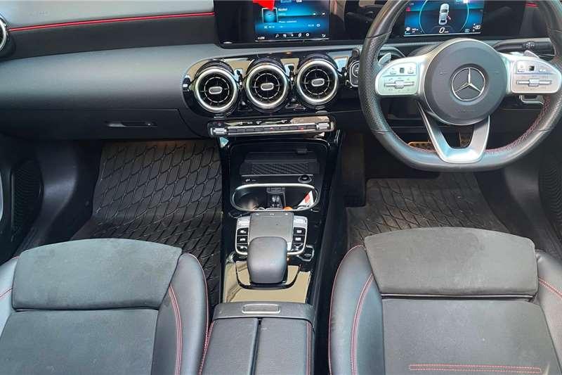 2020 Mercedes Benz A-Class sedan A200 PROGRESSIVE (4DR)